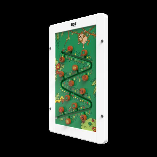 educatief sorteerspel voor kinderen aan de wand   IKC wandspellen muurspellen