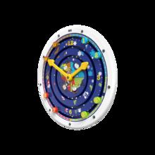Clock Around white angled