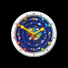 Clock Around white Front