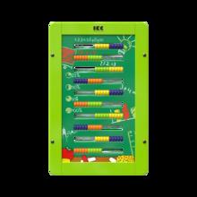 leren rekenen met dit wandspel rekenmachine | IKC Wandspellen muurspellen